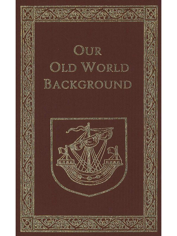 Our Old World Background Text
