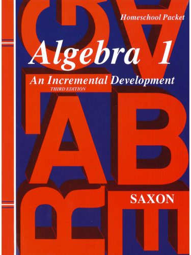 Saxon Algebra I Answer Key