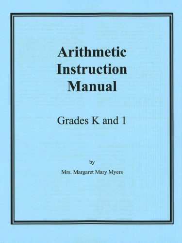Arithmetic Instruction Manual