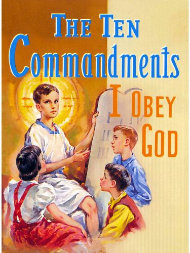 Ten Commandments (Fr. Lovasik)