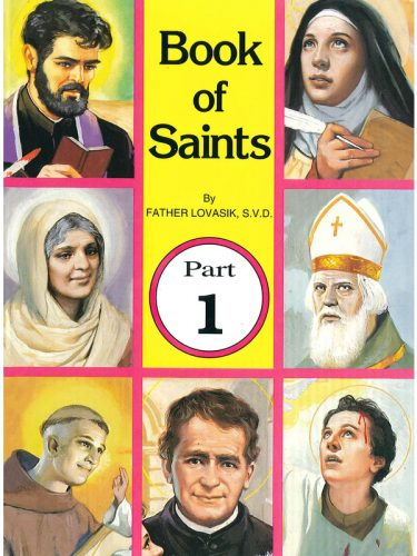 Book of Saints Part 1 (Fr. Lovasik)