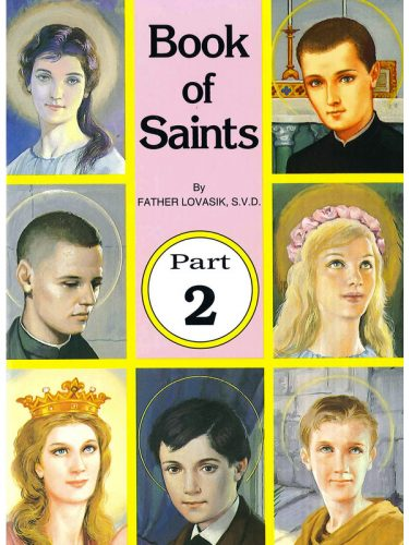 Book of Saints Part 2 (Fr. Lovasik)
