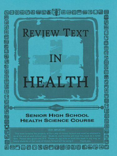 Review Text In Health