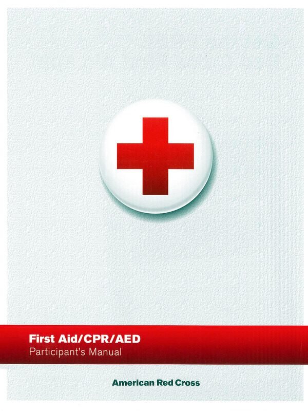 First Aid Participant's Manual