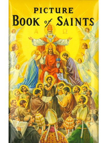 Picture Book of Saints (Gr's. 3 &5)