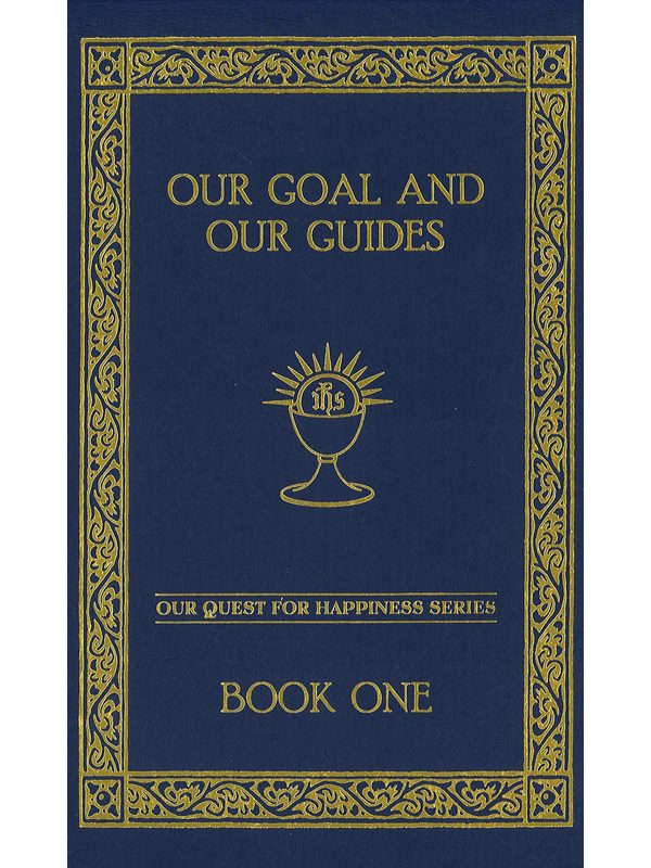 Our Goal & Our Guides Text