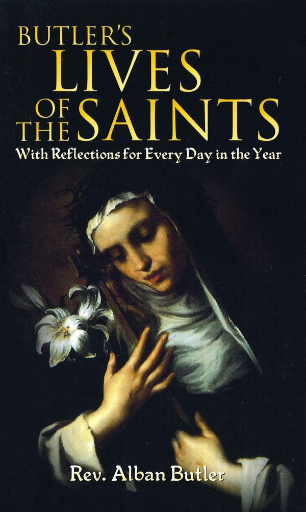 Lives of the Saints (Butler's)
