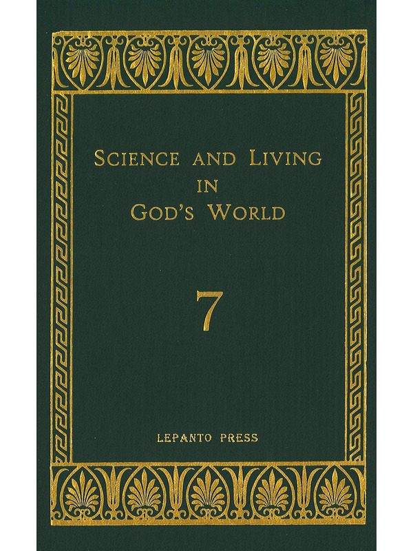 Science & Living in God's World 7 Text
