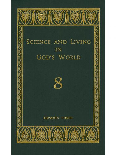 Science & Living in God's World 8 Text
