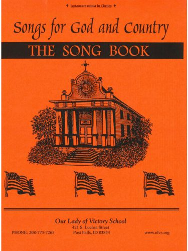 Songs For God & Country Book
