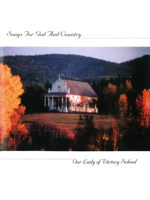 Songs for God & Country CD