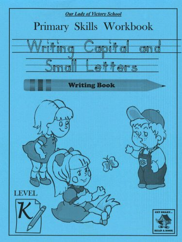 Writing Capital & Small Letters