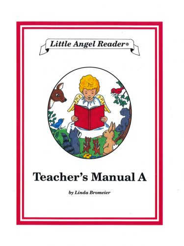 Little Angel A Teacher's Manual