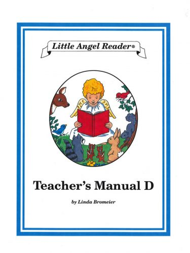 Little Angel D Teacher's Manual
