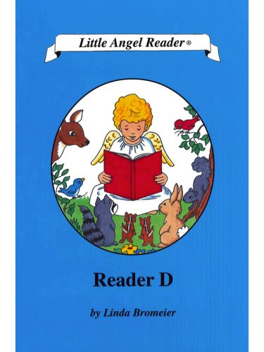 Little Angel Reader D Text