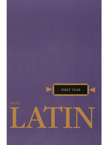 Latin I & II (Henle 1st Year) Text