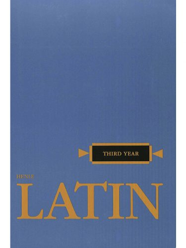 Latin 3rd Year Text