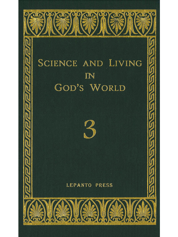 Science & Living in God's World 3 Text