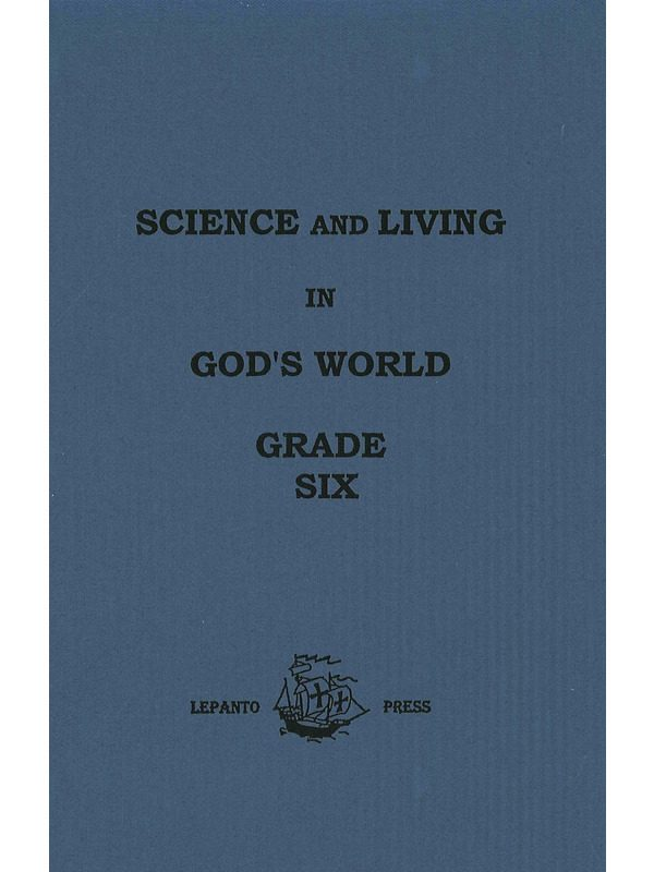 Science & Living in God's World 6 Text