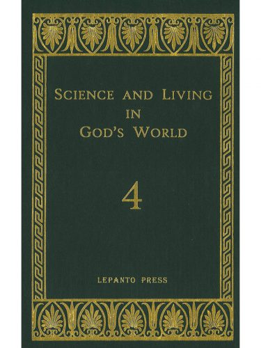 Science & Living in God's World 4 Text