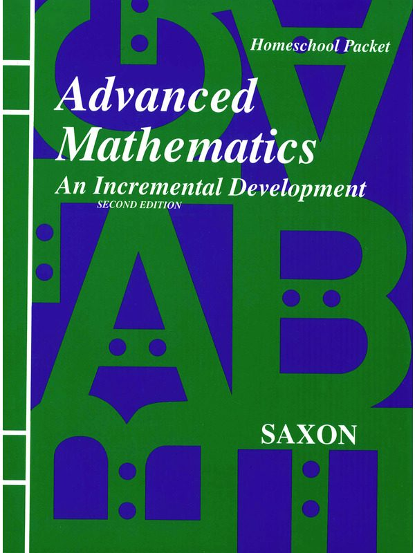 Saxon Advanced Math Answer Key