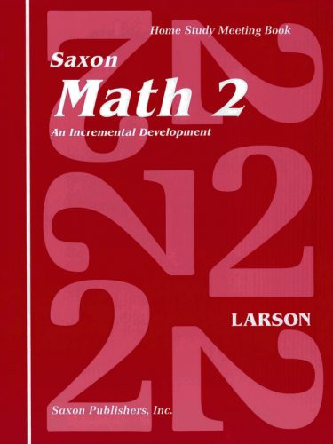 Saxon 2 Meeting Book