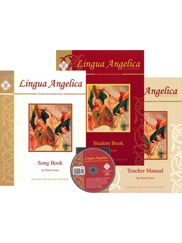 Lingua Angelica Set