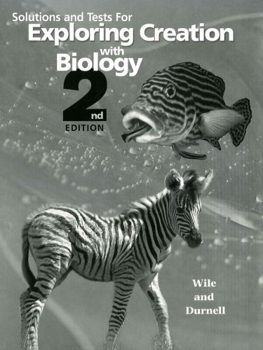 Biology Solutions & Tests Book (2nd Edition)