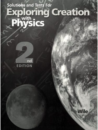 PHYSICS Solutions & Tests Book (2nd Edition)