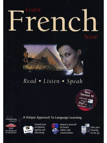 Learn Now: French (Version 10)