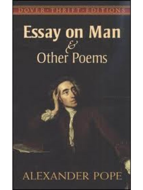 Essay on Man and Others