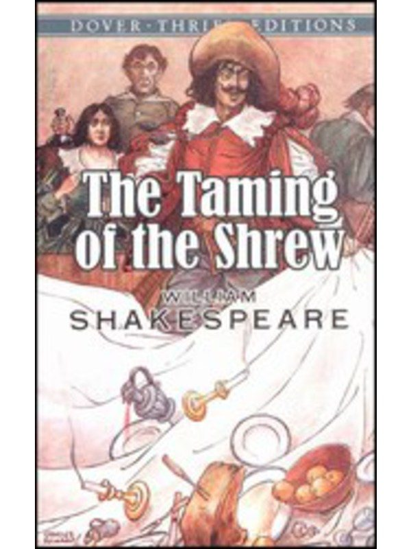 Taming of the Shrew (Dover Thrift Edition)