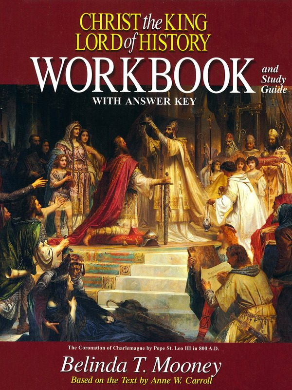 Christ the King Lord of History Workbook (TAN)