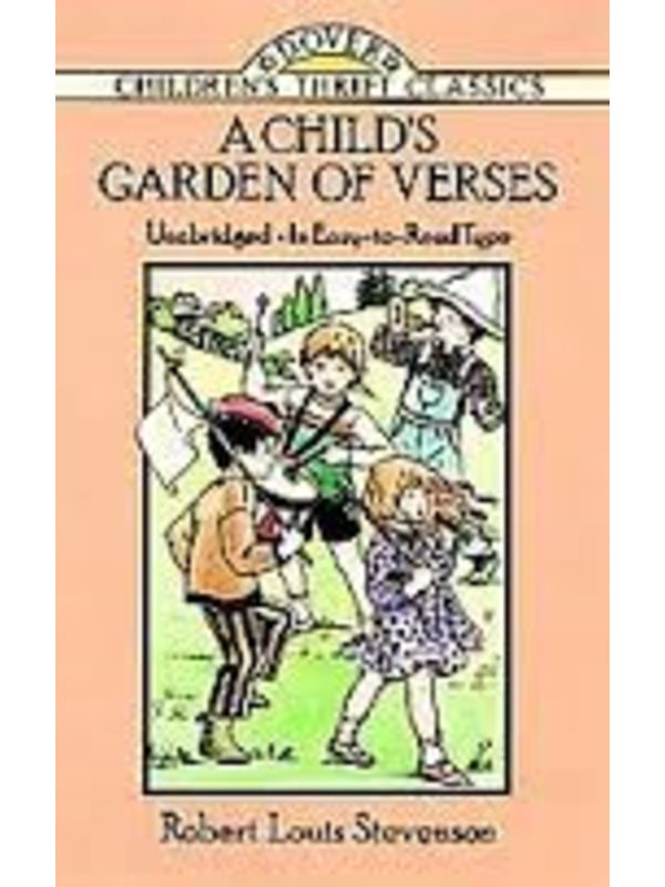 A Child's Garden of Verses (Dover Thrift Edition)