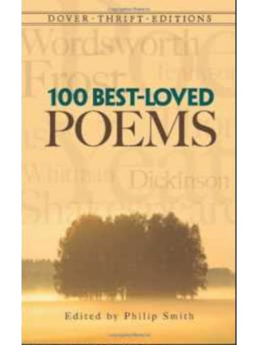 100 Best Loved Poems (Dover Thrift Edition)