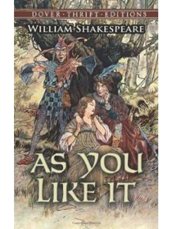 As You Like It (Dover Thrift Edition)