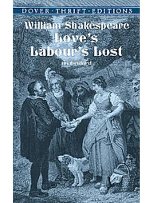 Love's Labour's Lost (Dover Thrift Edition )