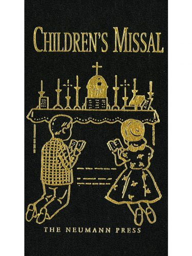 Children's Missal (Black)