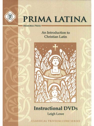 Prima Latina Instructional DVD's