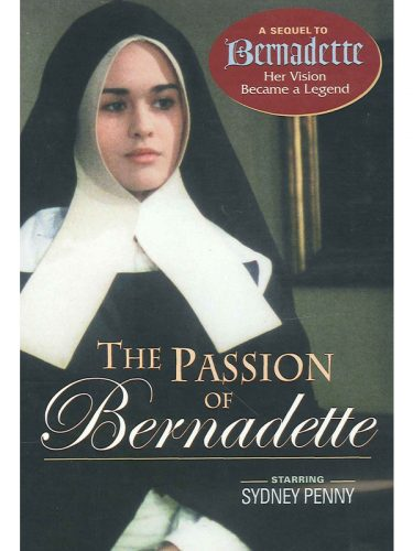 DVD-Passion of Bernadette