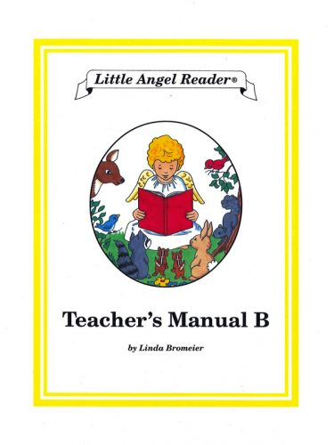 Little Angel B Teacher's Manual