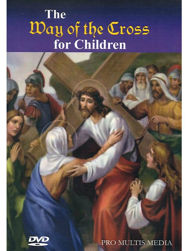 DVD-Way of the Cross for Children