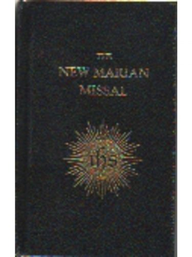 New Marian Missal Black