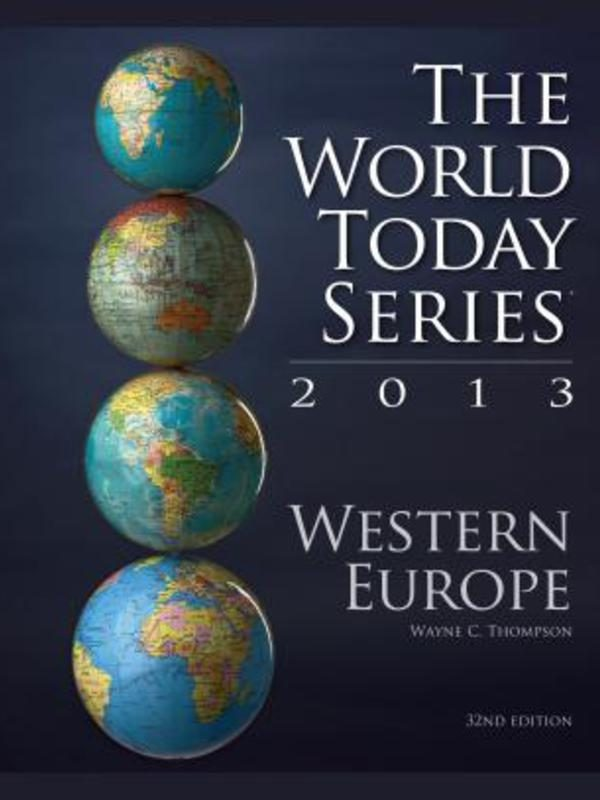 World of Today Series:Western Europe 2011