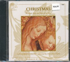M-Christmas/Midnight Mass CD