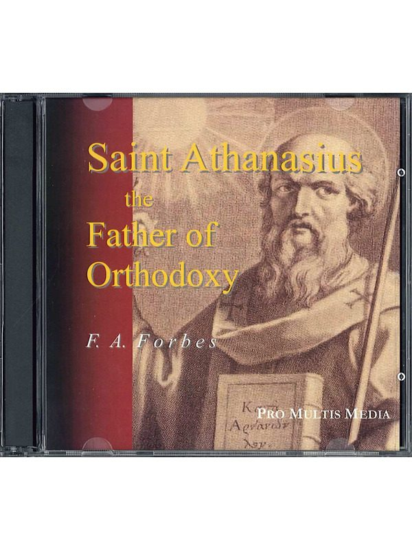 CD-St. Athanasius/Father of Orthodoxy