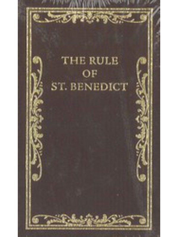 Rule of St. Benedict Hardcover