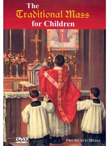 DVD-Traditional Mass for Children