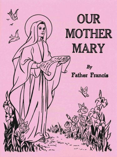 Our Mother Mary Coloring Book