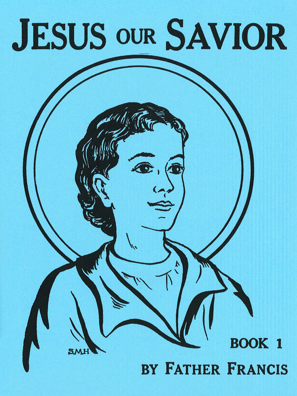 Jesus Our Savior Book 1 Coloring Book – Our Lady of Victory School